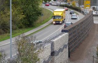 Lärmschutzwand Stuttgart
